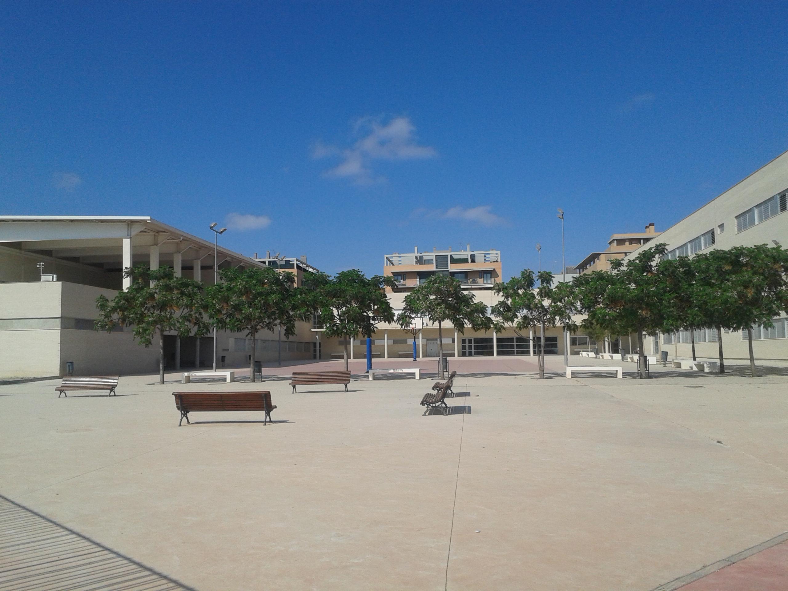 Staatliche Schule in Alicante