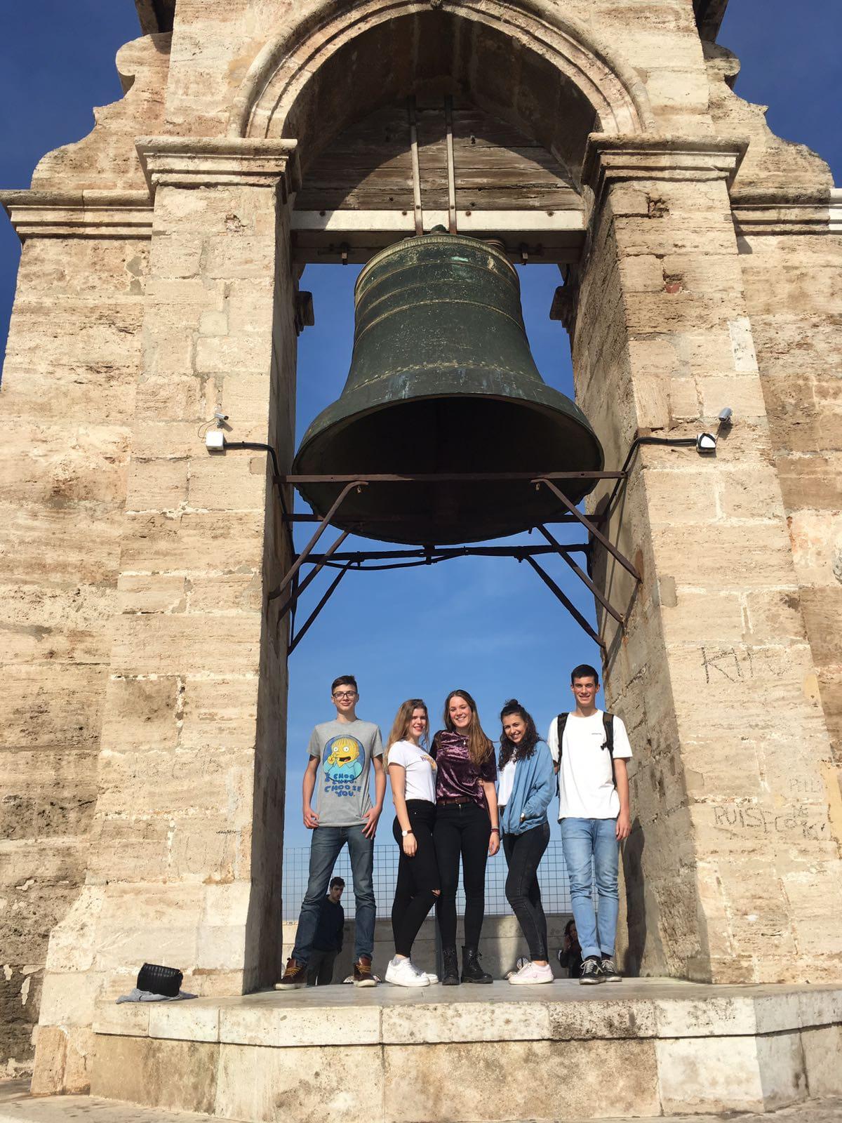 Valencia Ausflug Schüleraustausch Spanien