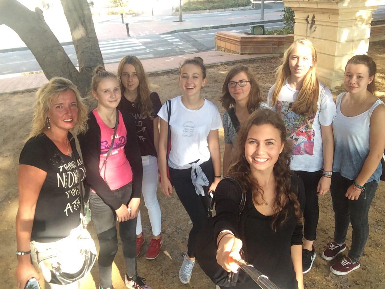 Austauschschüler in Spanien