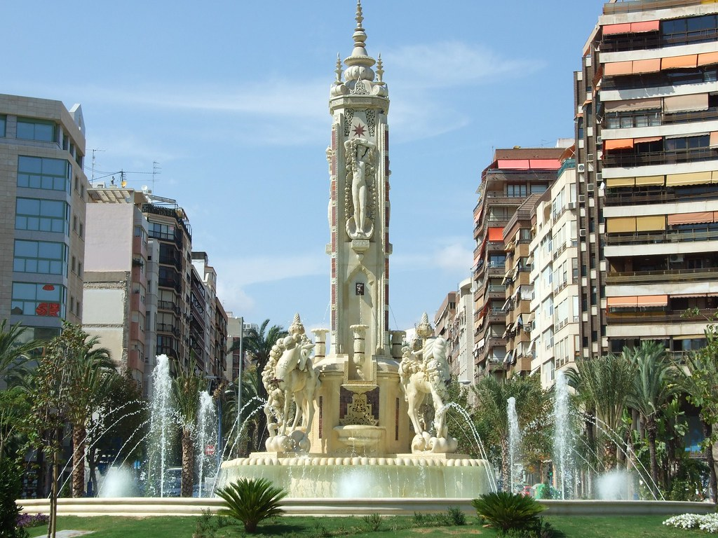 Alicante Stadtmitte