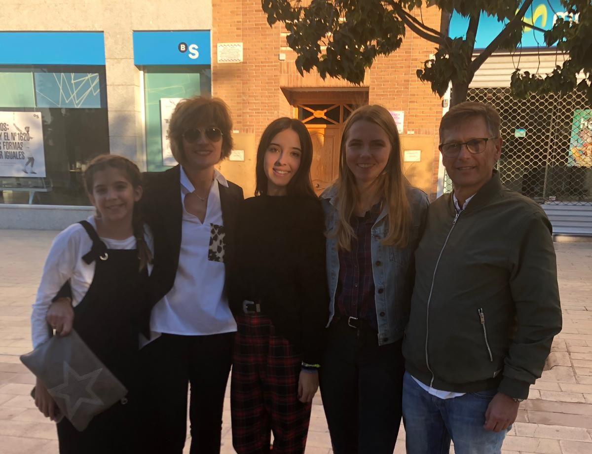 Gastfamilien Beispiel Schüleraustausch Spanien